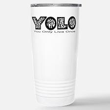 Funny Yolo Travel Mug