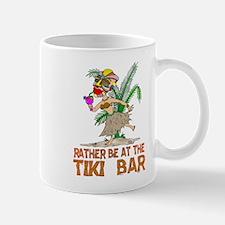 Rather be.... Tiki Goddess Mug