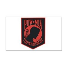 POW MIA I Ride Car Magnet 20 x 12