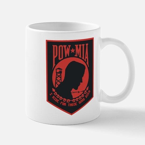 POW MIA I Ride Mug