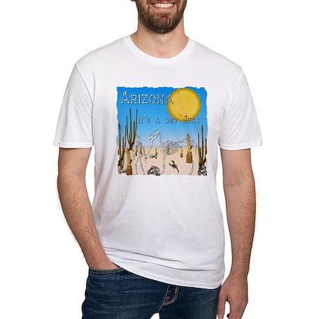 """Arizona Heat"" Fitted T-Shirt"
