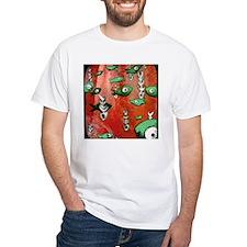 Red Fish & Bone Shirt