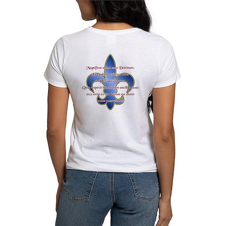 Magnificat Women's T-Shirt