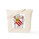 Van Tiel Coat of Arms Tote Bag