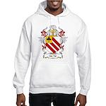 Van Tiel Coat of Arms Hooded Sweatshirt