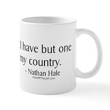 Nathan Hale: One life to lose Mug