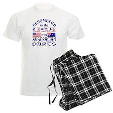 Australian Parts 2 Pajamas