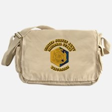 Army National Guard - Wisconsin Messenger Bag
