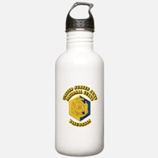 Army National Guard - Wisconsin Water Bottle