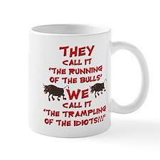 Running of the Bulls Mug