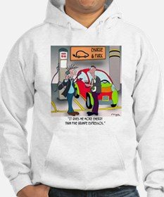 Electric Charge Better Than Espresso Hoodie