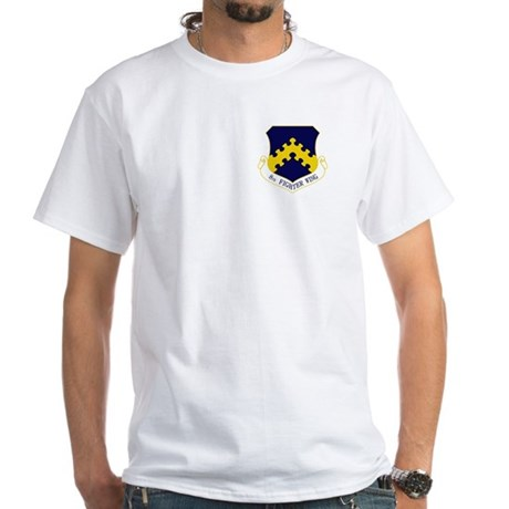 8th Fighter Wing White T-Shirt