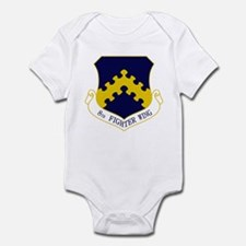 8th Fighter Wing Infant Bodysuit