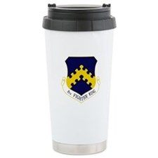 8th Fighter Wing Travel Coffee Mug