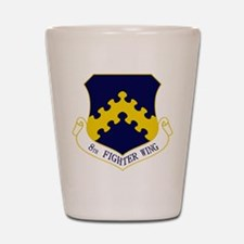 8th Fighter Wing Shot Glass