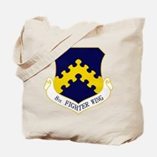 8th Fighter Wing Tote Bag