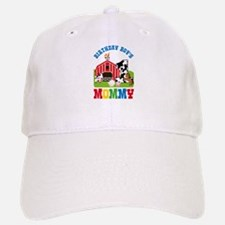 Farm Birthday Boy's Mommy Baseball Baseball Baseball Cap