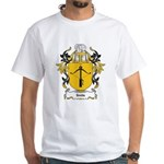 Smits Coat of Arms, Family Cr White T-Shirt