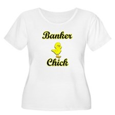 Banker Chick T-Shirt