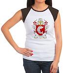 Van Schouwen Coat of Arms Women's Cap Sleeve T-Shi