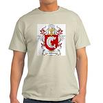Van Schouwen Coat of Arms Ash Grey T-Shirt