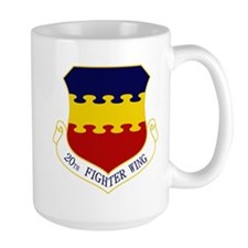 20th Fighter Wing Mug