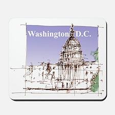 Washington DC Mousepad