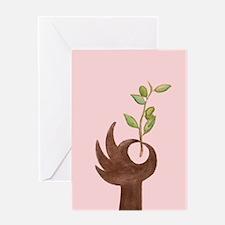 Peace Blank Greeting Card