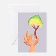 Life Blank Greeting Card