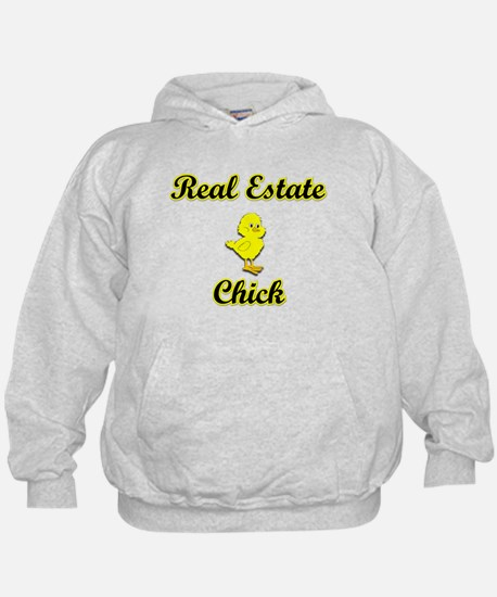 Real Estate Chick Hoody