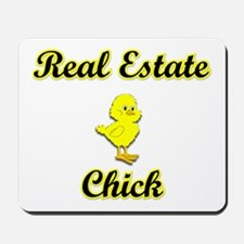 Real Estate Chick Mousepad