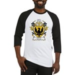 Schoute Coat of Arms Baseball Jersey
