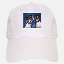 RAT TERRIER kiss Baseball Baseball Cap