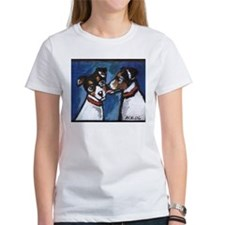 RAT TERRIER kiss Tee