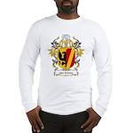 Van Schoor Coat of Arms Long Sleeve T-Shirt