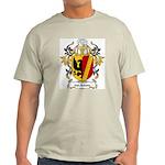 Van Schoor Coat of Arms Ash Grey T-Shirt
