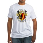 Van Schoor Coat of Arms Fitted T-Shirt