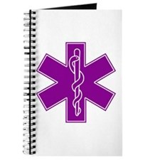 Star of Life - Purple Journal