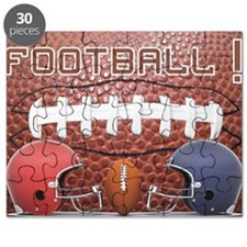 Football with Helmets Puzzle