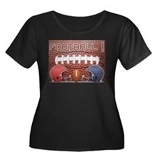 Football with Helmets T