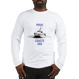Coast guard Long Sleeve T-shirts