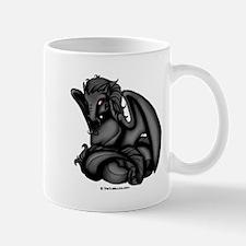 Black Dray Mug