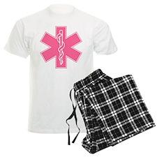 Star of Life (front) / Trauma Junkie (back) Pajamas