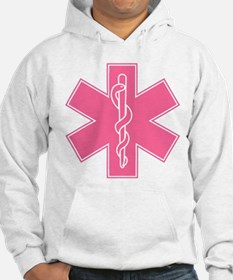 Star of Life (front) / Trauma Junkie (back) Hoodie
