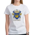 Van Schagen Coat of Arms Women's T-Shirt
