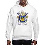 Van Schagen Coat of Arms Hooded Sweatshirt