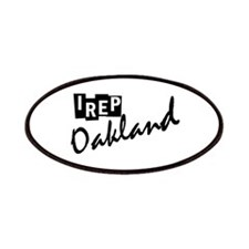 I rep Oakland Patches