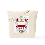 Van Schaeck Coat of Arms Tote Bag
