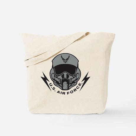 USAF Helmet Tote Bag Tote Bag
