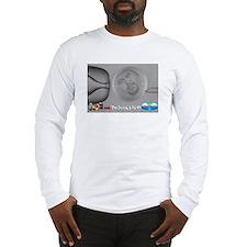 Funny Jackal Long Sleeve T-Shirt